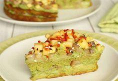 Photo: A. Keto Avocado, Avocado Toast, Guacamole, Low Carb, Breakfast, Ethnic Recipes, Foods, Healthy Recipes, Fish