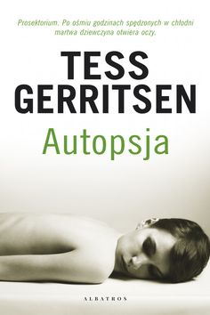 Maura Isles, Tess Gerritsen, Literatura, Author