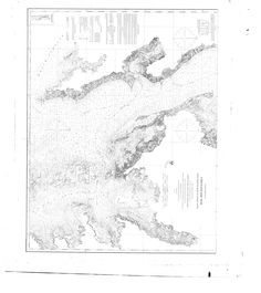 18 x 24 inch 1862 Virginia old nautical map drawing chart of Chesapeake Bay From Choptank River to Potomac River From NOAA x8732