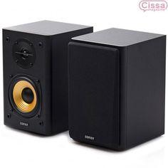 [Cissa Magazine] Caixa de Som Edifier 2.0 Bivolt 24W R1000T4 - R$ 314,99