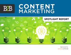 Content Marketing List from SpiceWorks
