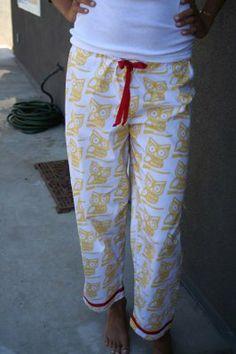 Chi Omega Pajama Pants