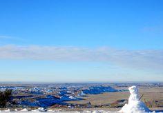 All sizes | 12-27-14 Pintado Snowman | Flickr - Photo Sharing!
