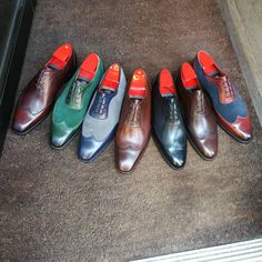 J.FitzPatrick Shoes in NYC!!