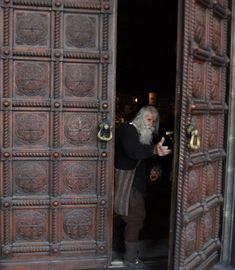 TIL of Dobri Dobrev a 104 years old ascetic that donates all the money he collects to charities orphanages churches and monasteries. So far he collected over and lives exclusively off an 80 monthly pension. My Heritage, Good People, Man, Vintage Photos, Christianity, Catholic, Cathedral, Saints, Compassion