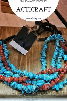 Handmade Statement Necklace, Statement Necklaces, Gemstone Necklace, Handmade Necklaces, Handmade Jewelry, Charm Necklaces, Beaded Necklaces, Boho Jewellery, Jewelry Shop