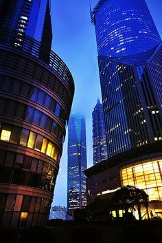 Shanghai Nights, China