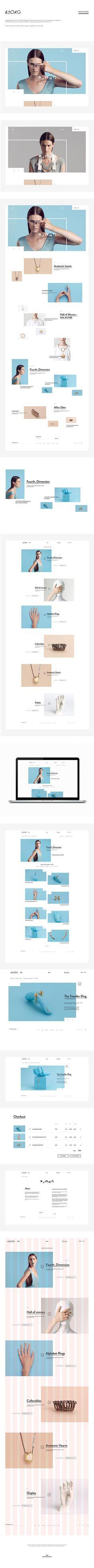 BJORG on Web Design Served