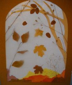 Autumn Transparant