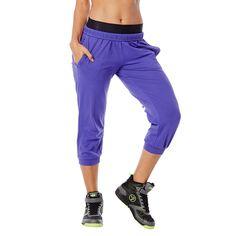 Zumba Fitness Women's Z Be Jammin Capri ** To view further, visit now : Yoga Weightloss
