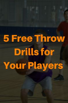 The best free throw drills to teach your players. Learn how to add pressure into free throw drills to make them game-like situations. Free Throw Basketball, Basketball Drills For Kids, Basketball Plays, Basketball Workouts, Basketball Shooting, Basketball Gifts, Basketball Quotes, Basketball Coach, Field Hockey
