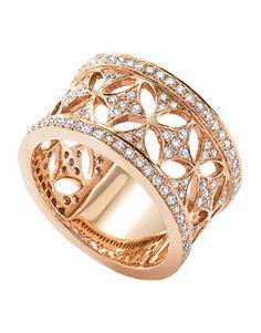 Chad Allison 18KRG & diamonds