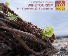 1o Διεθνές Συνέδριο για Οινικό Τουρισμό στη Σαντορίνη - Travelling News 16 October, Santorini, Wine, Plants, Travel, Viajes, Destinations, Plant, Traveling