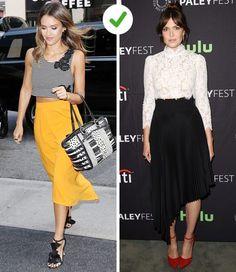 Как одеваться, чтобы не выглядеть подростком / Все для женщины
