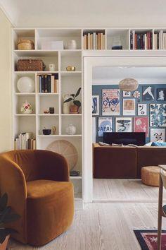 . Living Room Interior, Home Decor Bedroom, Home Interior Design, Living Room Decor, Interior Decorating, Modern Home Interior, Interior Design Quotes, Apartment Interior, Interior Styling