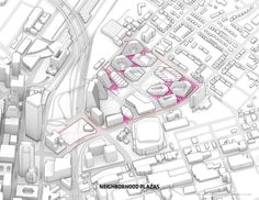 Gallery of BIG, West 8 + Atelier Ten Unveil Masterplan for Pittsburgh's Lower Hill District - 13