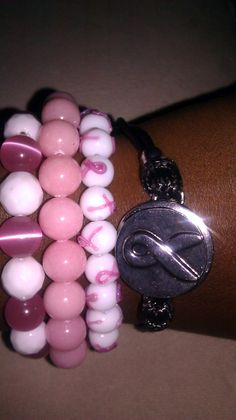 Breast Cancer Awareness Arm Candy by TuTuDyeFor on Etsy, $22.50