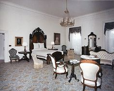 The Lincoln Bedroom (no changes made)