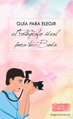 La Guía para elegir el fotógrafo ideal para tu #boda: en dónde buscarlo, qué preguntarle y qué hacer cuando lo contratas    http://www.elblogdeunanovia.com/preparativos/guia-para-elegir-el-fotografo-ideal-para-tu-boda/