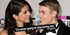 "Justin Bieber Admits He's Still Not Over His ""First Love"" Selena Gomez…"