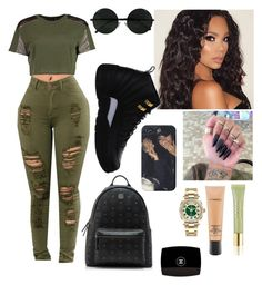 Designer Clothes, Shoes & Bags for Women Cute Lazy Outfits, Swag Outfits For Girls, Teenage Girl Outfits, Cute Swag Outfits, Teenager Outfits, Dope Outfits, Teen Fashion Outfits, Trendy Outfits, Summer Outfits