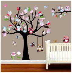 Murales, plantillas de pared, pegatinas de pared, los niños ¡, Sala Infantil & Baby Nursery - My Wonderful