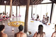 Bucket List!! Yoga Retreat in India