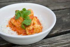 Bloemkool Curry met tikka massala   Le Gourmand Belge