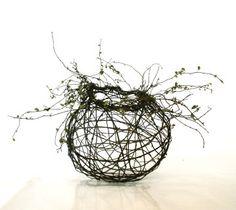Harriet Goodall handmade baskets