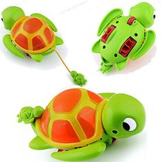 #Swimming #turtle tortoise pool toys for baby #children kids bath bathtub time gi,  View more on the LINK: 	http://www.zeppy.io/product/gb/2/322212514816/
