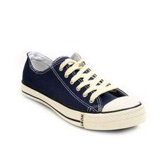 53% Off on Numero Uno Guys Navy Blue Canvas Shoe @ 469