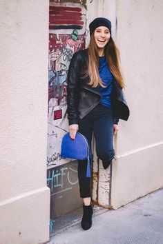 Luv the shop Streetstyle Yves Klein Blau Yves Klein, Hipster, Punk, Shopping, Fashion, Amazing, Moda, Hipsters, Fashion Styles