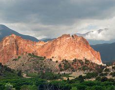 Colorado Mountain Landscape Photo Garden of by JulieMagersSoulen, $45.00