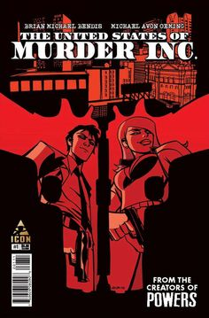 The United States of Murder Inc. #1 (Issue)