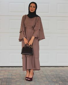 Hijab store near me, georgette hijab, hijab clearance, and quranmualim. Islamic Fashion, Muslim Fashion, Modest Fashion, Modest Outfits, Fashion Outfits, Muslim Dress, Hijab Dress, Hijab Outfit, Stylish Hijab