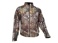 The Knock Out jacket from ScentBlocker is designed to be your 'go to' piece for hunting in the early season or high temperatures. XLT Lightweight Technology consists of a lightweight breathable and m...
