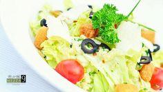 Ceasars Salad   Mezza 9   Pune
