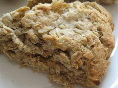 "Scottish Oat Scones, aka ""Horse Treats"" (add cinnamon chips and diced apple, and spices) Scottish Oat Cakes, Scottish Recipes, Scottish Oatcake Recipes, Welsh Recipes, British Recipes, Turkish Recipes, Oatmeal Scones, Oat Scones Recipe, Cinnamon Chips"