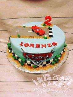 Cars verjaardagstaar