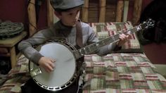 9 Year Old Jonny Mizzone - How Mountain Girls Can Love - Sleepy Man Banj...