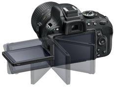 """Nikon D5100 - Cámara réflex digital de 16 Mp (pantalla de 3"""", objetivo AF-S DX II 18-55 mm,  vídeo 1080p Full HD) negro [importado] B0052LXLPS - http://www.comprartabletas.es/nikon-d5100-camara-reflex-digital-de-16-mp-pantalla-de-3-objetivo-af-s-dx-ii-18-55-mm-video-1080p-full-hd-negro-importado-b0052lxlps.html"""