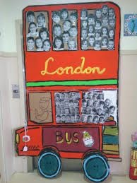 infantil proyecto londres - Buscar con Google English Teaching Materials, Teaching English, Easy Art Projects, School Projects, Classroom Displays, Classroom Themes, France Craft, English Day, Colegio Ideas
