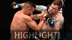 awesome Steve Bosse vs. Sean O'Connell - UFC Fight Night 89