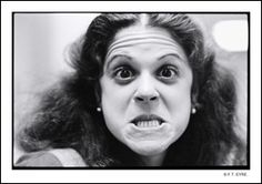 Gilda Radner. Her talent and sense of humour could probably have solved world hunger...she's an inspiration and I adore her!!! RIP
