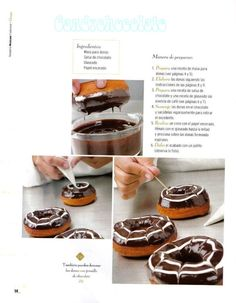 POSTRES: panadería mexicana tradicional | Variasmanualidades's Blog Chocolate, Pancakes, Breakfast, Ely, Food, Frosting Recipes, Deserts, Meals, Traditional