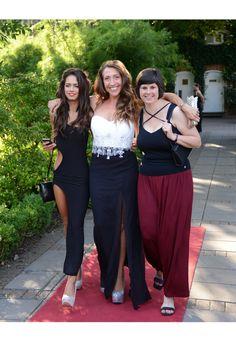 Libby Saunders, Leigh Dilley & Nikki King