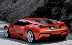 BMW M1 Hommage concept 2008 - Rear View