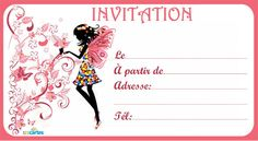 Photo Invitation Anniversaire Fresh Imprimer Carte D Invitation Anniversaire Gratuite Flower Invitation, Photo Invitations, Perfect Image, Pixel Art, Birthday Cards, Daisy, Projects To Try, Flowers, Images