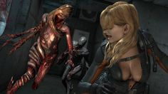 #Rachel joins Hunk as a new playable character for Raid Mode in #ResidentEvil #Revelations!