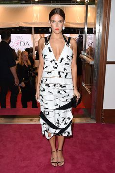 CFDA Awards 2016: The Best Dressed Celebrities on the Red Carpet: Riley Keough in Proenza Schouler